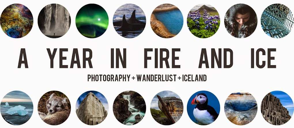 Discovering Iceland - A Year in Fire and Ice