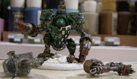 Multijack Driller painted by Shawn