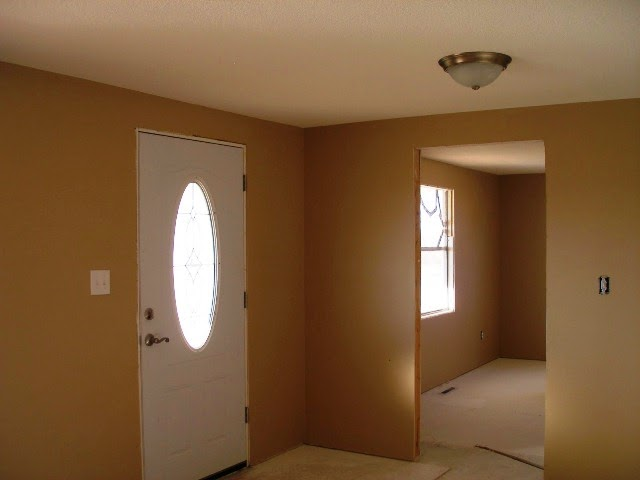 painting wall trim different colors