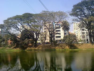 Lake City in Dhaka.
