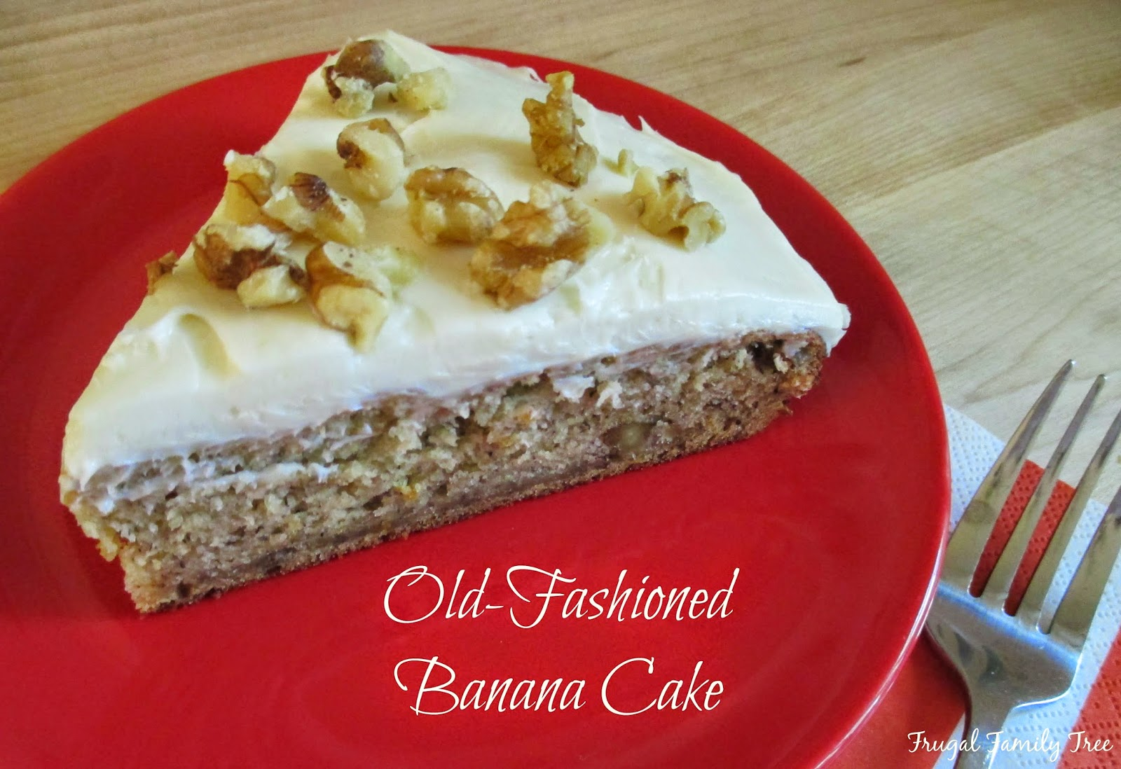 Old Fashioned Banana Cake Recipe From The Barefoot Contessa Frugal