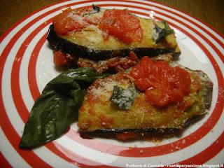 melanzane ripiene - la parmigiana di nonna lucrezia
