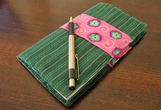 Fabric Book Covers Make Your Own : Reviewing handmade book crafts for readers and writers
