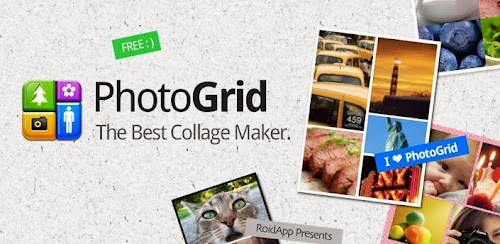 Photo Grid - Collage Maker Apk Gratis Sin Anuncios (Collages)