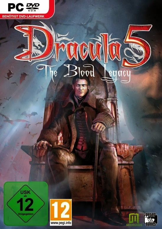 Dracula 5   The Blood Legacy   Game PC   FLT download