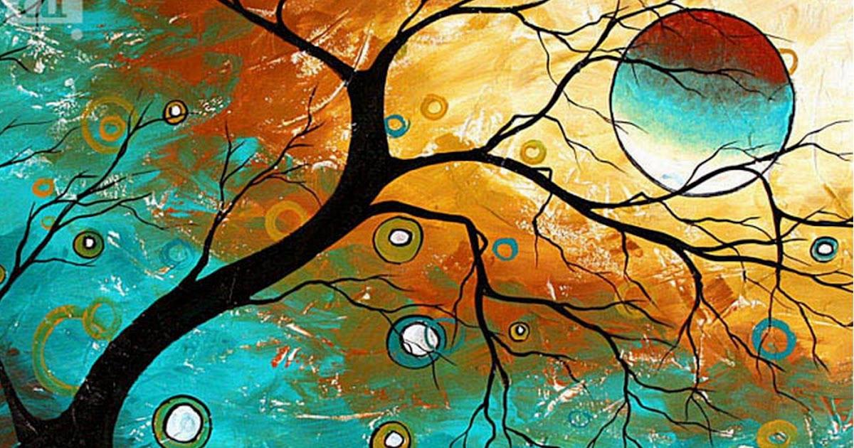 Cuadros modernos pinturas y dibujos ideas para pintar for Ideas para pintar cuadros