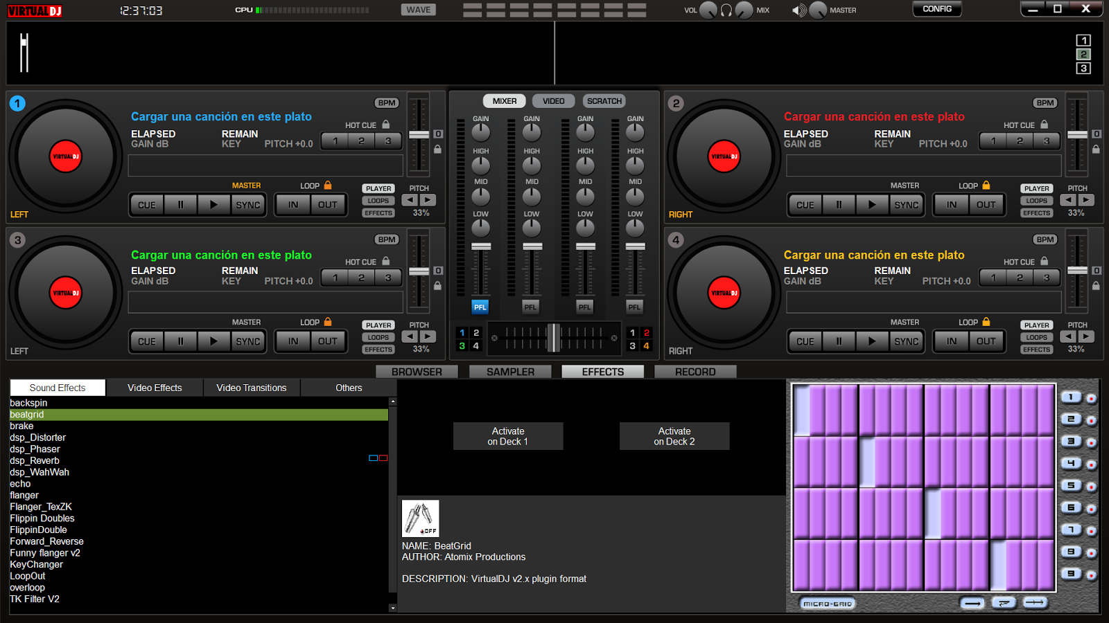 virtual dj pro 7.4.1 serial number