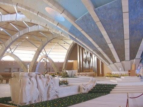 Arquitectura arte sacro y liturgia el amb n for Arquitectura sacro