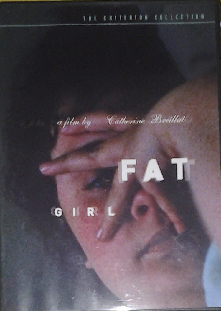 DVD Cover - Fat Girl