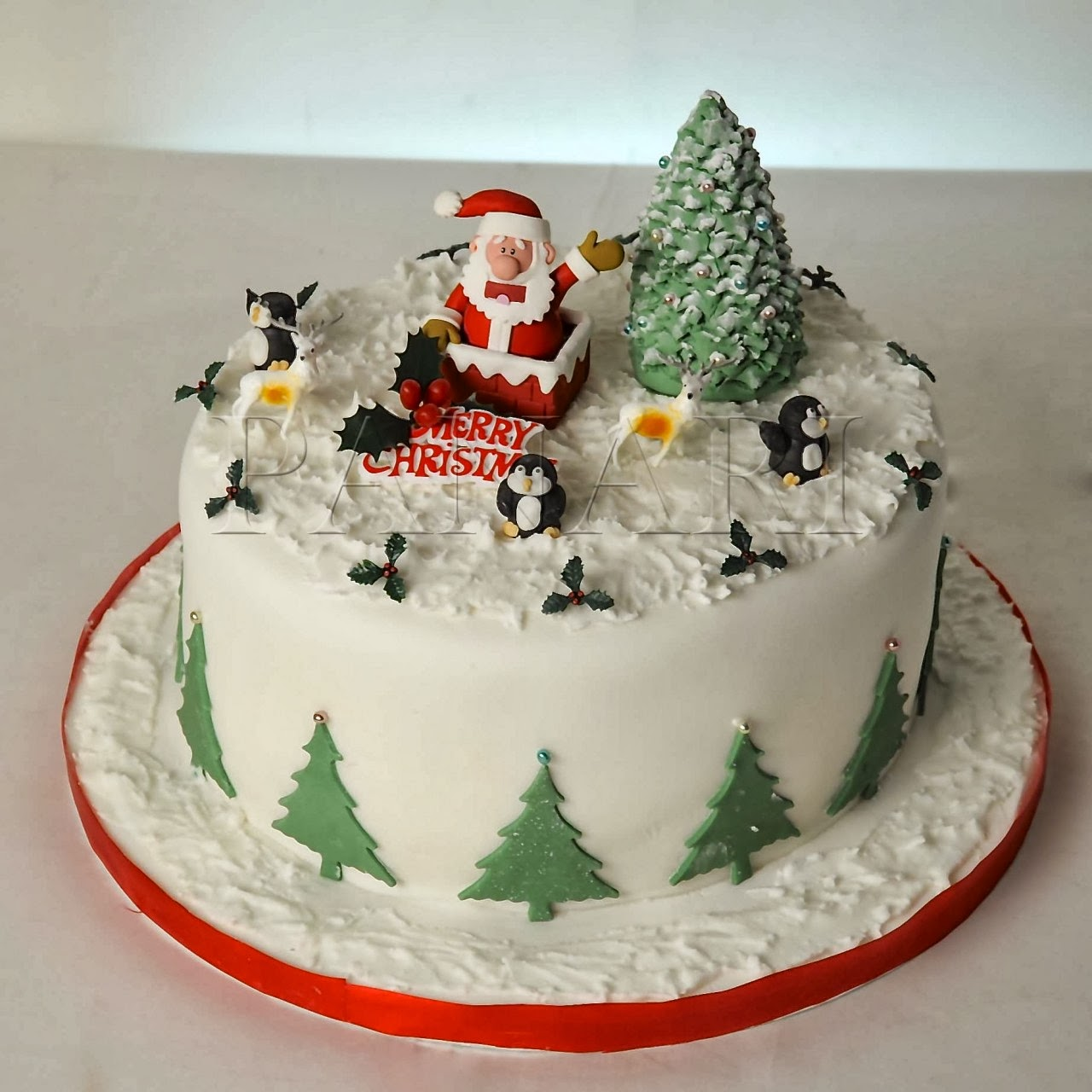 More than just wine: Christmas Cake and a recipe