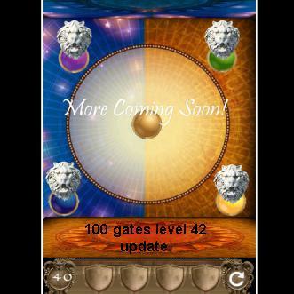 100 gates level 42