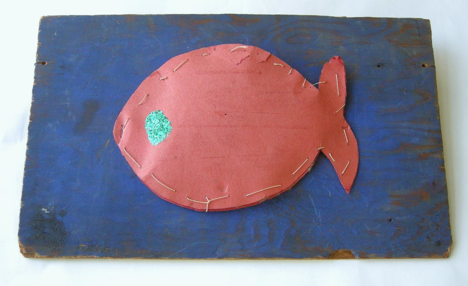 Red Fish~2nd grade