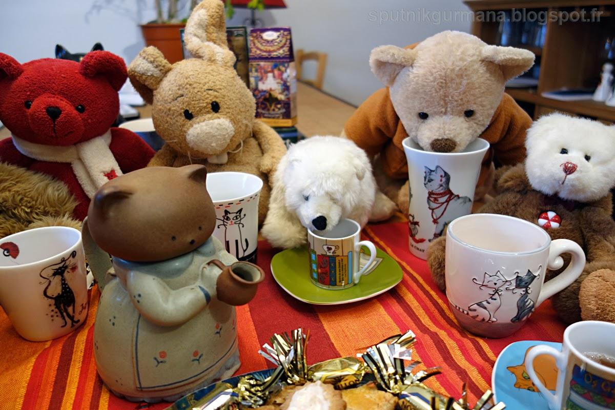 Чай с месьё Урсом