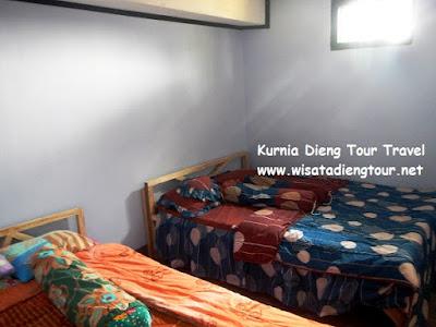 family room homesatay dieng