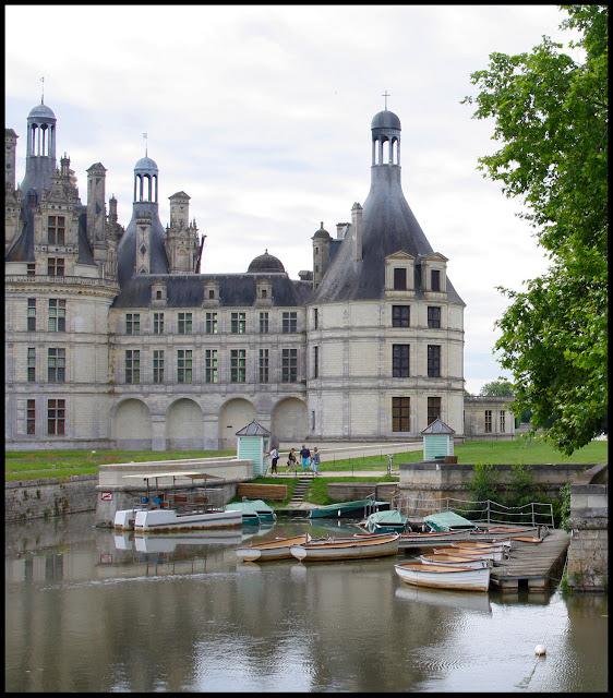 Chambord Chateau France June 2011
