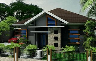 Variasi Atap Untuk Rumah Minimalis Idaman Di Daerah Tropis
