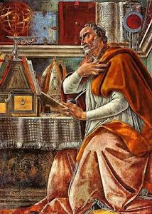 San Agustín, Padre y Doctor de la Iglesia