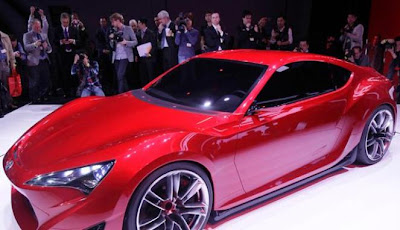 Gambar Mobil Sport New York International Auto Show
