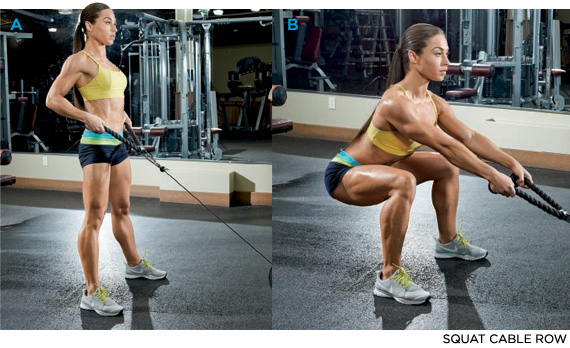 Firm Fitness Trainer: Squat Variations! Blast Fat & Shred Muscles!