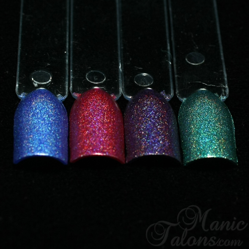Glam Polish Mini Holo Gift Box Polish Swatches