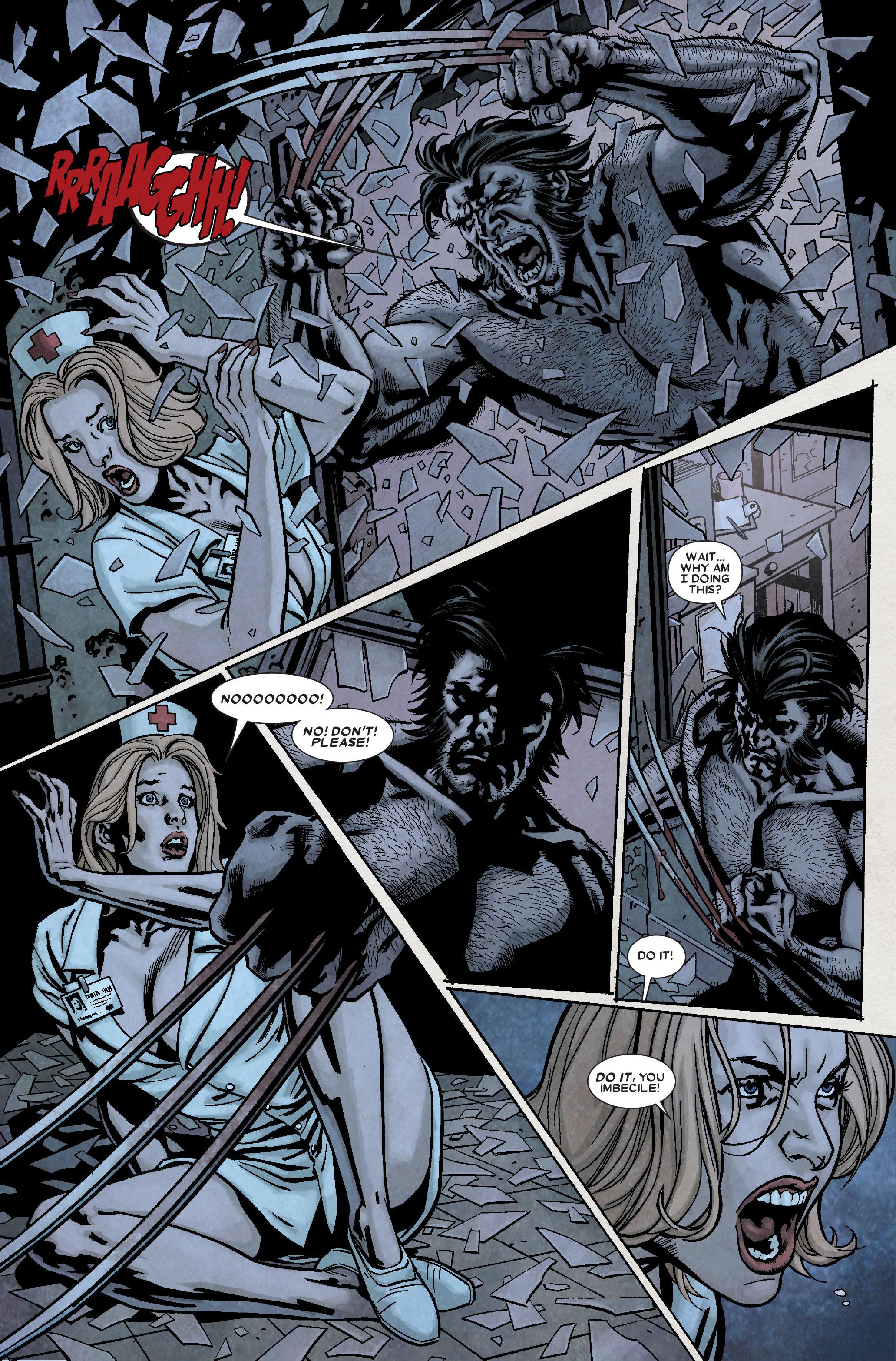 Wolverine: Weapon X #8 #9 - English 6