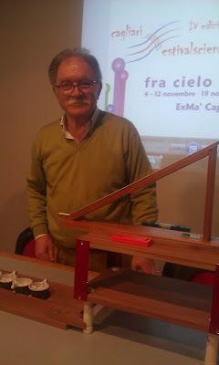 Pietro Cerreta Cagliari FestivalScienza 2011