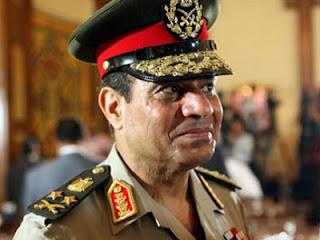 Abdel Fattah As Sisi - mati akibat serangan  jantungkah