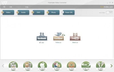Freemake Video Converter Offline Installer Free Download latest