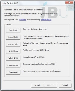 Redsn0w 0.9.10b7 Brings Untethered Corona Jailbreak to A5 Devices
