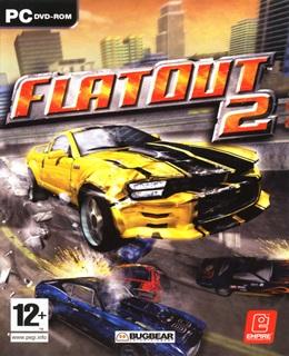 FlatOut 2 PC Box
