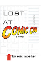 Lost at Comic Con