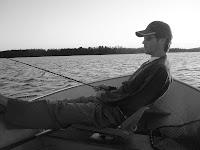 Jordan Wiklund, angler,author,cribbage player.
