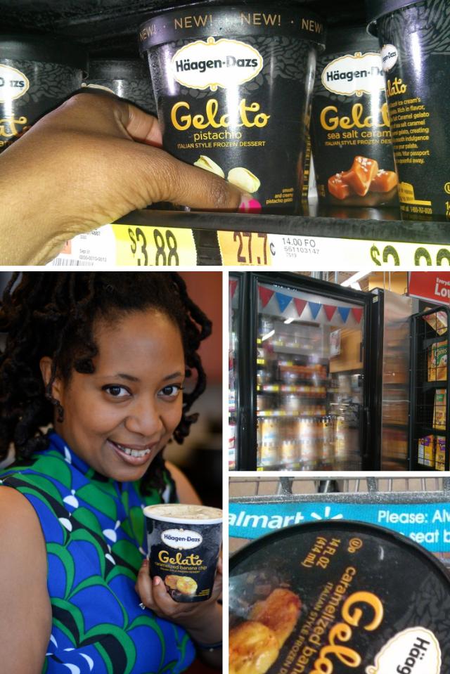 haagen daz gelato new flavors #NewFavorites #shop
