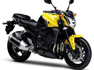 Motor Yamaha Byson Terbaru 2013