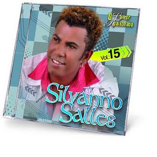 Baixar CD SILVANNO+SALLES+15+NOVO+CD+2012 Silvanno Salles   Vol. 15 [2011]
