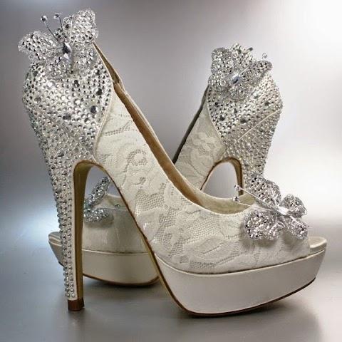 Ruošiatės vestuvėms? Kelios batų įdėjos :) Are you preparing for the weddings? I have some ideas about shoes!
