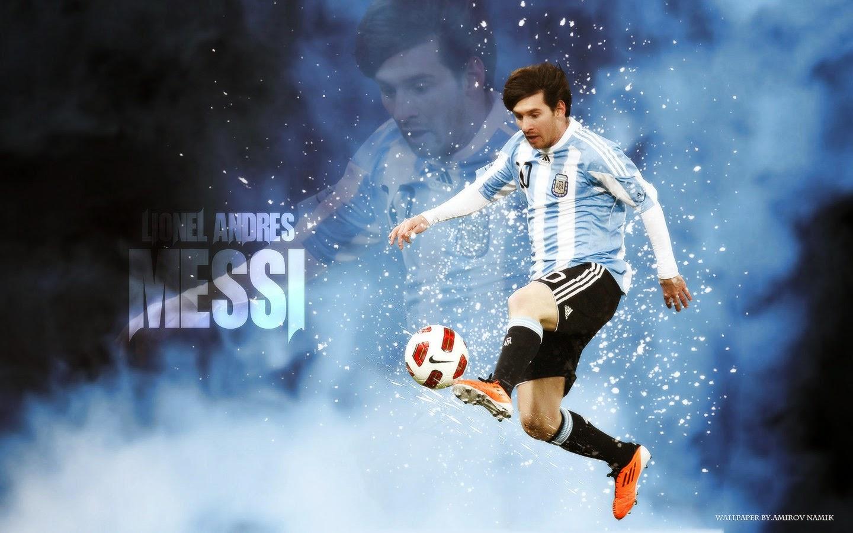 Messi Argentina HD wallpaper