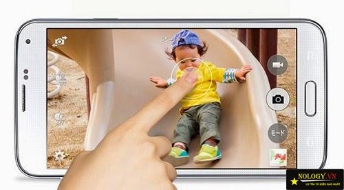 Camera Samsung galaxy S5 au