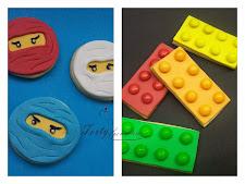 Ciastka Lego