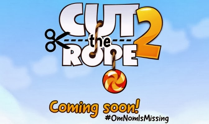 New Cut the Rope 2 Game Available Next Week December 19