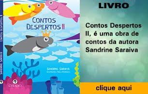 """LIVRO """"CONTOS DESPERTOS II"""""""