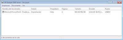 изображение Список документов в очереди