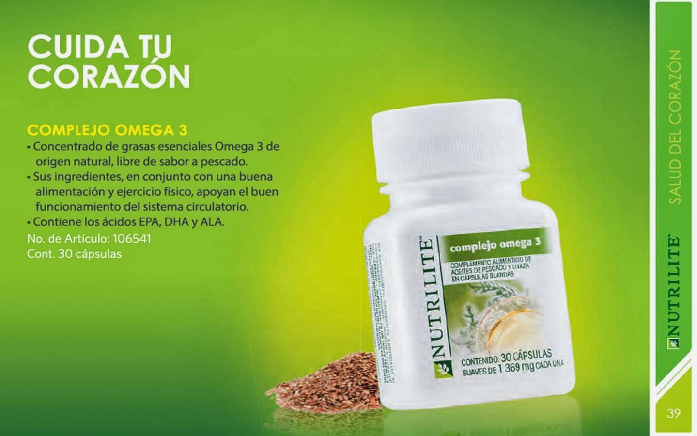AmwayDA (Dana y Angel): Salud y Nutrición. Nutrilite