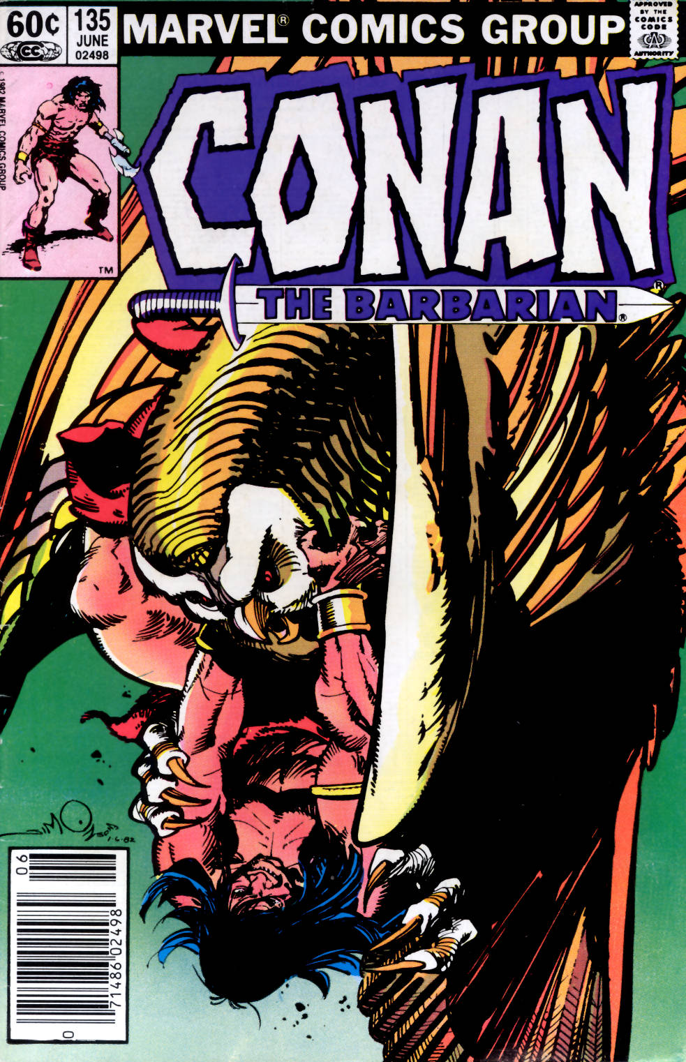 Conan the Barbarian (1970) Issue #135 #147 - English 1