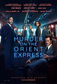 MINI-MOVIE REVIEWS: Murder on the Orient Express