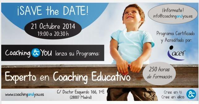 PROGRAMA EXPERTO EN COACHING EDUCATIVO