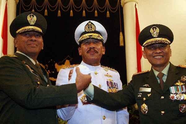 Jelang Pemilu 2014, TNI Diminta Tetap Netral