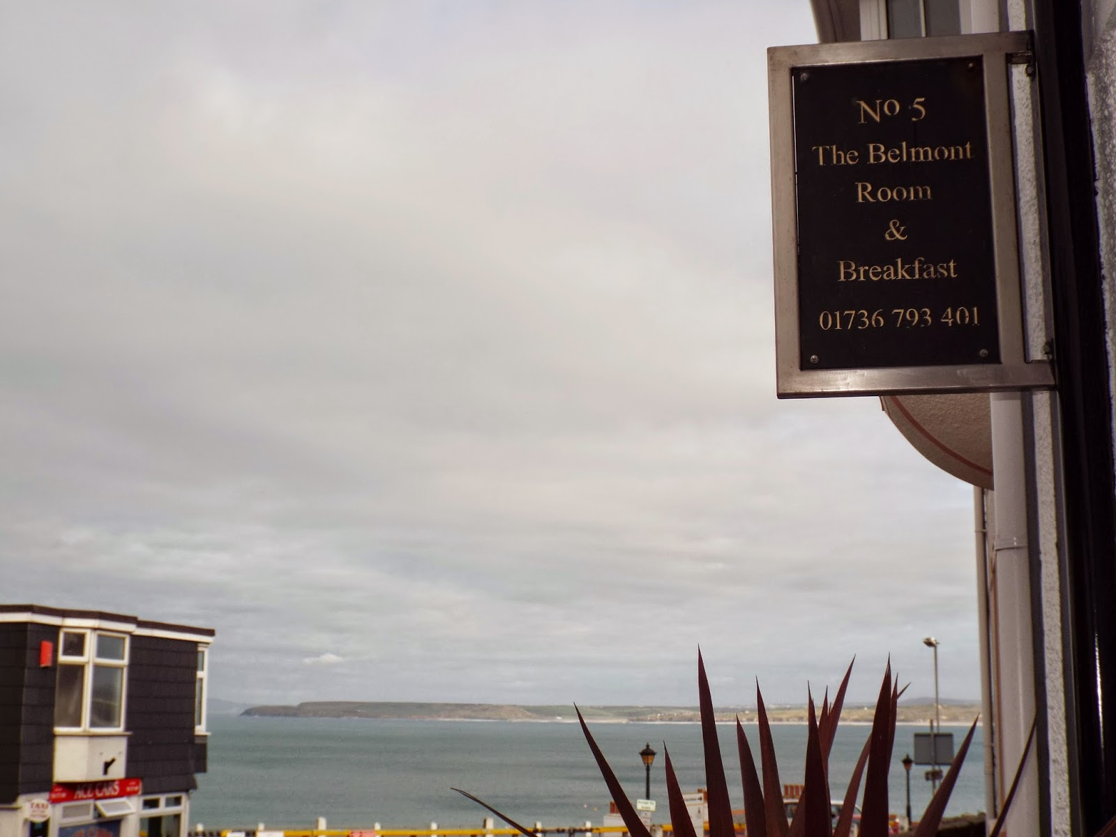 The Belmont, St Ives, Cornwall