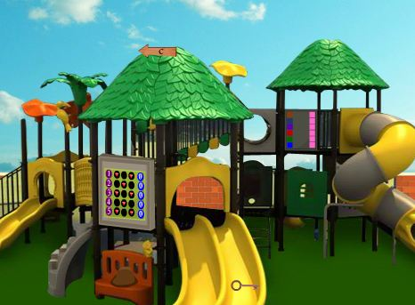 Play FirstEscapeGames Trapped In Amusement Park