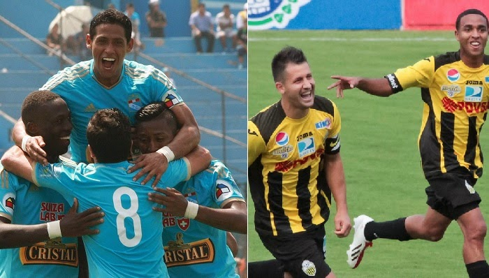 Sporting Cristal vs Deportivo Tachira en vivo